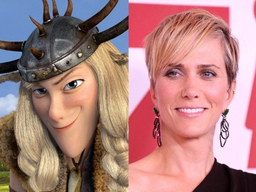 Here's what the cast of 'How to Train Your Dragon: Hidden World' looks like in real life