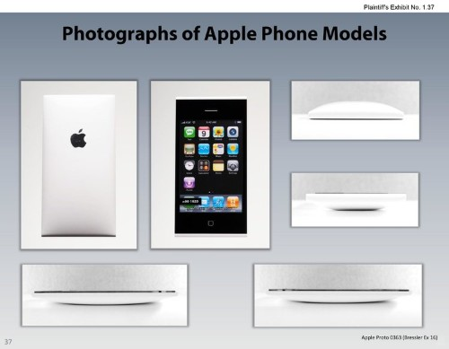 Check out these photos of all the different iPhone prototypes Apple created