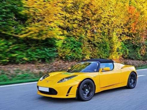 Tesla's Original Roadster Is Getting A Big Upgrade