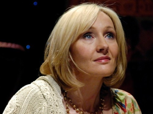 J.K. Rowling doesn't know how to write about America