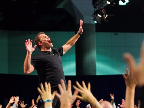 Tony Robbins explains what anyone can do every day, month, and year to be more successful