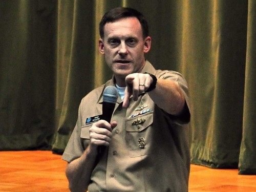 US Navy Admiral Tapped To Lead The NSA