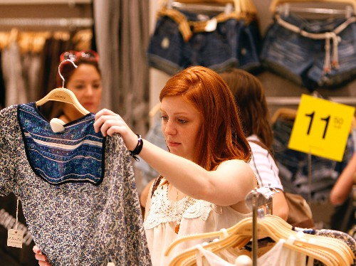 Forever 21 bankruptcy prompts reminiscing from shoppers - Business Insider