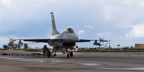 Here's how the Air Force's 'Dirt Boyz' keep bases working and jets soaring