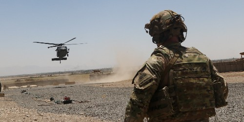 US troops still fighting in Afghanistan, but public doesn't care