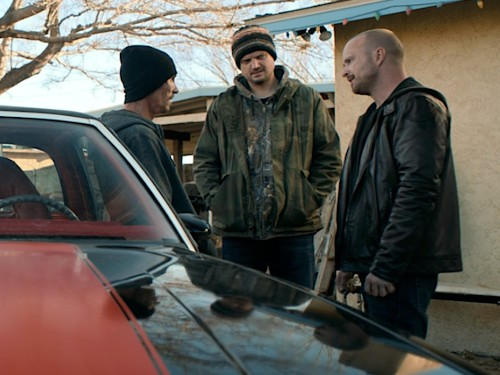 7 things you didn't know about the making of the Netflix's 'Breaking Bad' movie - Business Insider