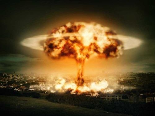 Even a 'small' nuclear conflict would be a worldwide ecological disaster