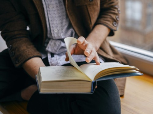 Reading can sharpen an important emotion