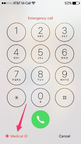 How to use the hidden iPhone feature that could save your life