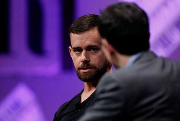 Jack Dorsey got a double dose of investor anger this earnings season - Business Insider
