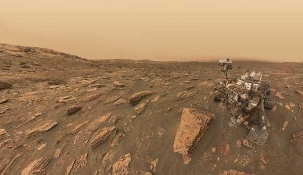 NASA Mars human habitat finalist designs: photos - Business Insider