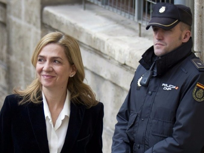 Spain's Princess Cristina is going on trial for tax fraud