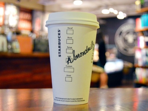 Starbucks just solved one of customers' top complaints