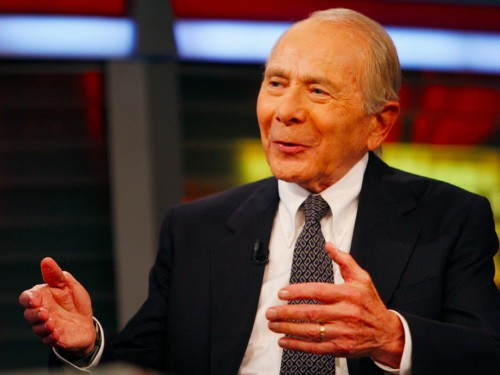 The former CEO of AIG is set to make a killing on a multibillion-dollar deal