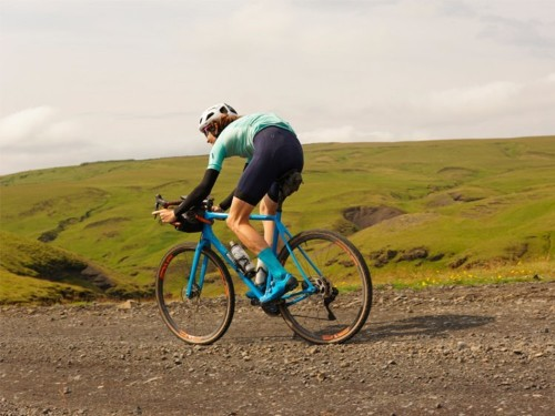 All the gravel-cycling gear I used for The Rift gravel race in Iceland