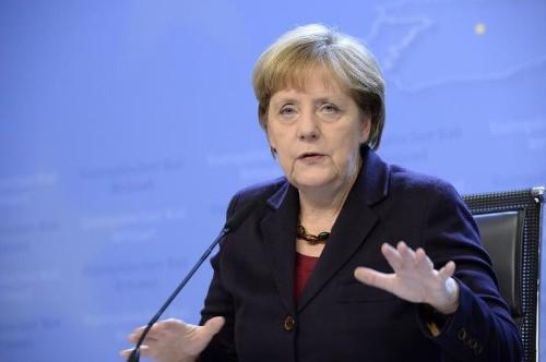 Merkel prepared to let Greece exit eurozone: report