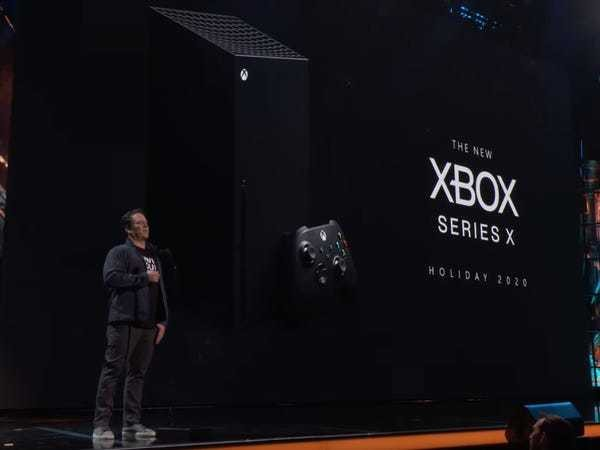 Watch Microsoft reveal the new Xbox Series X: VIDEO - Business Insider