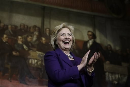 Clinton proposes $275 billion in new infrastructure spending