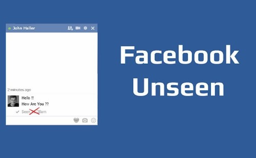 How To Stop People From Being Able To See That You Read Their Facebook Message