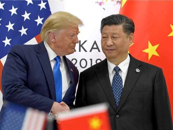 Everyone has forgotten about why Donald Trump can't win a trade war with China - Business Insider
