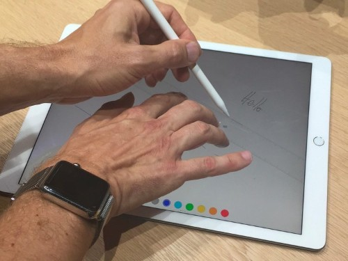 One of Apple's partners accidentally revealed a detail about the new iPad Pro that Apple didn't tell us about