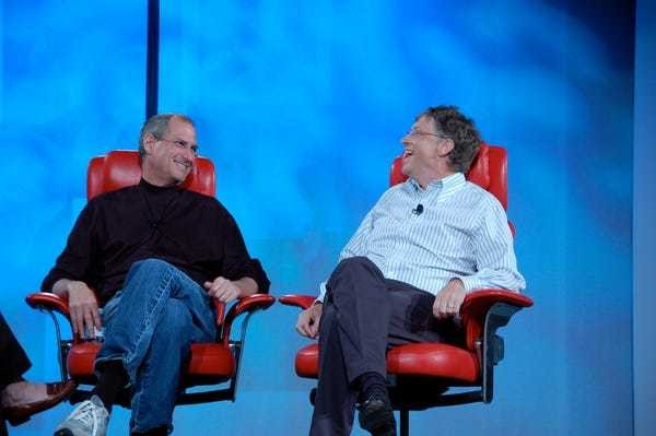 How Apple stays on top of the tech world - Business Insider