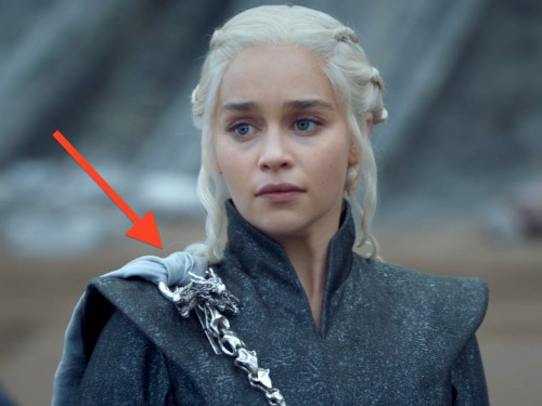 39 important details you might have missed on 'Game of Thrones' season 7