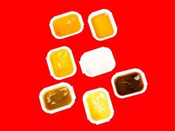 McDonald's and Burger King dipping sauces compared: which are best? - Business Insider