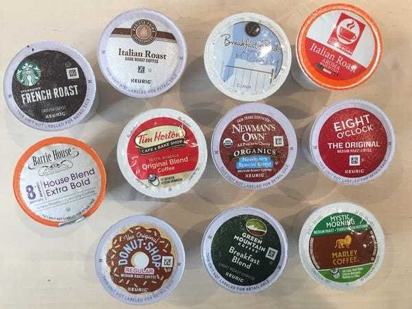 We tried Keurig coffee pods from 11 major brands — here's the only one worth buying - Business Insider