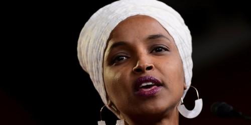 Ilhan Omar calls Trump a 'fascist' after 'send her back' chant