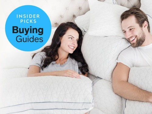 The best pillows you can buy for your bed