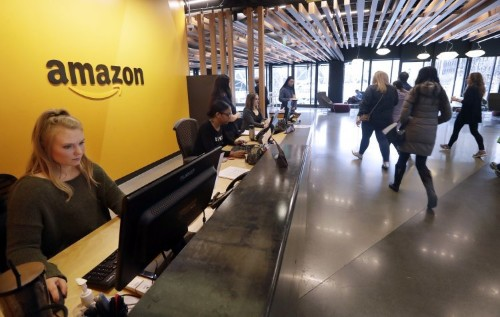 Amazon lobbies to exempt employees from labor protections
