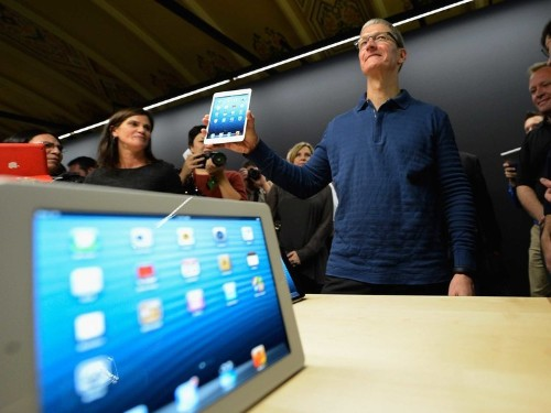 Apple Is About To Blow It In Tablets Too