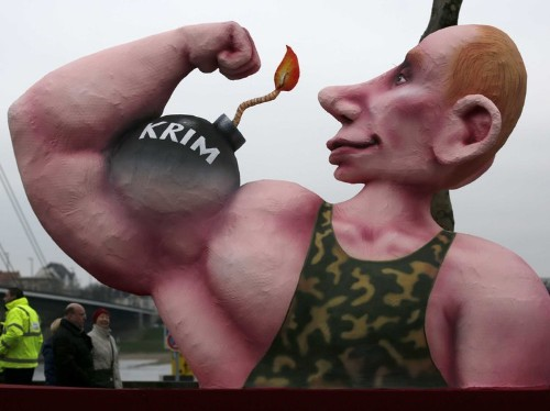 Here Are 5 Ways The World Could Penalize Russia