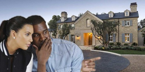 Kim Kardashian And Kanye West Are Not Flipping Their New $20 Million LA Mansion - Business Insider