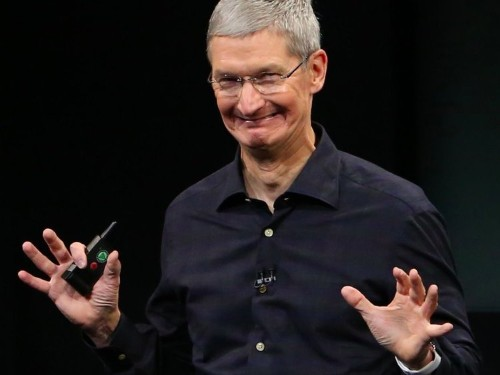 Apple is taking 92% of profits in the entire smartphone industry