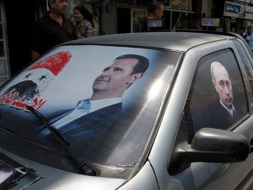 Here's what Russian intervention in Syria means for oil