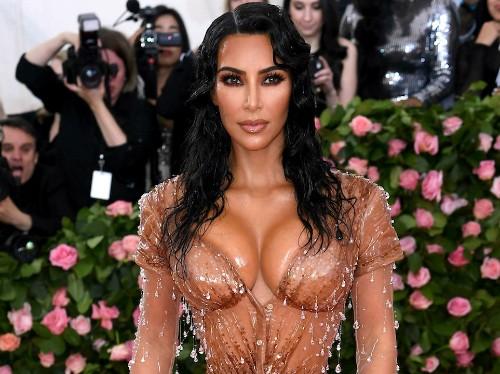Kim Kardashian planned to pee her pants at 2019 Met Gala - Business Insider