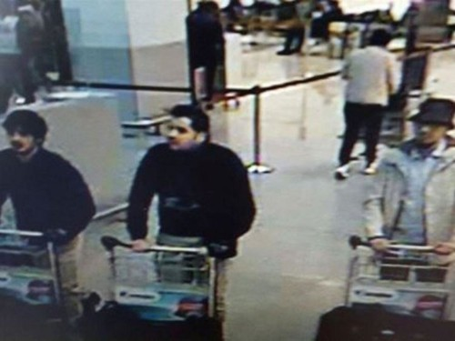 Paris attacks suspect admits to being 'man in the hat' in Brussels airport CCTV image