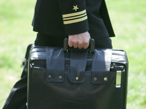 Why a mysterious black briefcase follows the US president everywhere