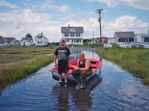 Trump told the mayor of a disappearing island not to worry about sea-level rise. Here's what it's like to live there.