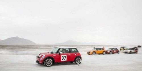 Hundreds Of MINI Owners Are Driving From Coast To Coast