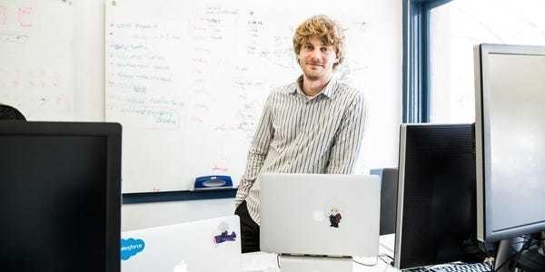 Interview with Salesforce's chief scientist Richard Socher - Business Insider