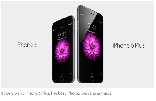 Apple Gave Every Retail Employee A Poster Of The iPhone 6