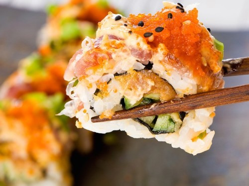 Tuna used in restaurant and grocery store sushi has been recalled as a salmonella outbreak sickens 13 people in 7 states