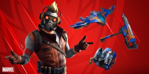 Fortnite reveals Star Lord outfit inspired by 'Avengers: Endgame' and 'Guardians of the Galaxy'