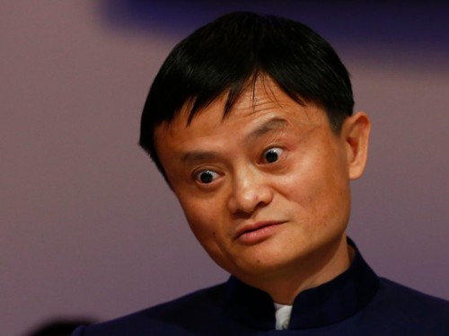 There are signs China is turning against Alibaba