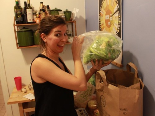 What it's like to use an online farmers' market that delivers via Uber