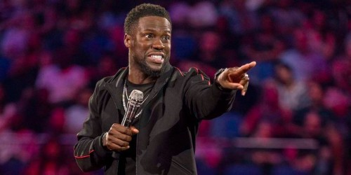 Kevin Hart explains why he ditched movie theaters for his stand-up specials and chose Netflix instead