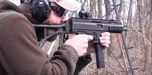 The Army has picked a new submachine gun to defend VIPs